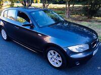 BMW 116i SE - audi a1 a3 a4 vw polo golf 3 series mercedes a class ford focus astra civic leon fabia