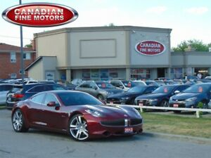 2012 Fisker Karma CLEAN CAR PROOF| ONE OF A KIND!