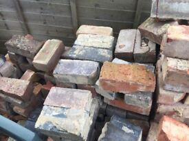 Free bricks. Collection only