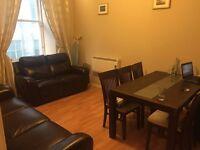 Spare double bedroom in a 2 bedroom flat in Merchant City