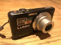 Panasonic LUMIX DMC-FS15 digital camera