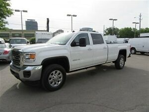 2015 GMC Sierra 3500HD 4X4 8ft long box gas