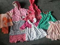 3 to 6 month girls clothes
