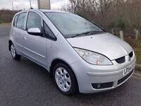 Lovely Mitsubishi Colt 1.5 diesel-AUTOMATIC with only 39000miles,Cheap to run and insure,VGC