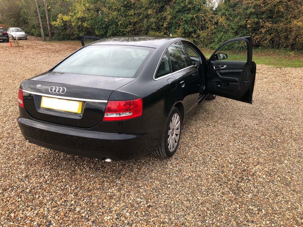 ££Reduced due to intermittent fault££ - Audi A6 2 0 TDI Limited Edition -  2008 - Black - Manual | in Shefford, Bedfordshire | Gumtree