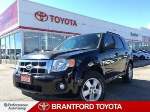 2012 Ford Escape XLT, 69700 km's!!, One Owner, Safety and E-Test