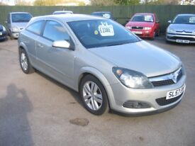 2007 VAUXHALL ASTRA 1.6 SXI AUTOMATIC SPORTS HATCH, 2 KEEPERS, SERVICE HISTORY, 2 KEYS