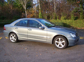 Used Mercedes-Benz C Class 1.8 C200 Kompressor Avantgarde SE