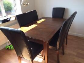 Dinning room table only