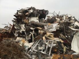 Free Scrap Metal Collection service based bury