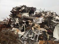 Scrap metal collection we collect freezers for £10 scrap collected free 07469998677