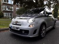 ABARTH 595 ESSEESSE - Low Miles / Immaculate Condition / 1 Lady Owner