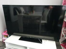 """BUSH 49"""" SMART TV FOR SPARES OR REPAIR £40"""