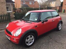 MINI ONE 1.6 VGC NOW SOLD