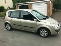 2008 (57) Renault Scenic 57000 miles 6 gear