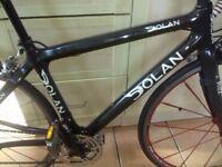 Dolan Full carbon Road Race Bike,24 speed.105 spec..Unisex.
