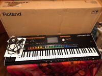Roland Jupiter 80 Synthesizer for Sale, Good Condition & Bargain!