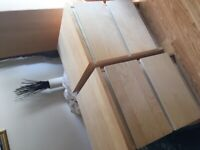 Chest of drawers x2 - Ikea MALM