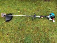 2008 Makita BCX2510 Petrol Brushcutter Strimmer grass trimmer garden lawn