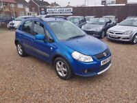 Suzuki SX4 1.6 DDiS 5dr, FULL SERVICE HISTORY. HPI CLEAR. GOOD CONDITION. P/X WELCOM