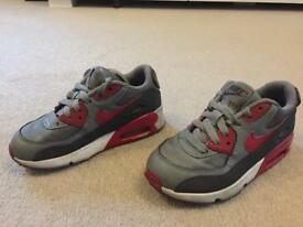 Kids Nike air max size 12