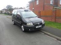 2006 55 Peugeot Expert e7 Hackney Taxi Wheelchair Accessible