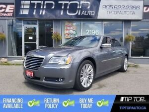 2011 Chrysler 300 300C ** 5.7L V8, Nav, Pano Sunroof, Leather **