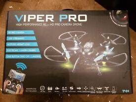 Viper pro hd drone