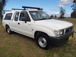Toyota Hilux 4x2 Spacecab/Extra cab Ute.Canopy Inverell Inverell Area Preview