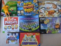 Kids board games bundle aged 5 years + ideal Christmas gift!