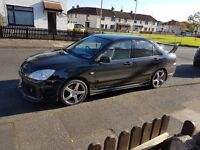 For sale,swap Mitsubishi Lancer 1.6 petrol 2005