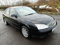 2004 ford mondeo 1.8 lx. full mot .