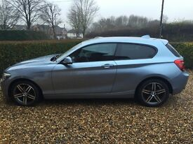 *REDUCED* BMW 1 SERIES 114i 1598c PETROL SPORT 18,650 MILES