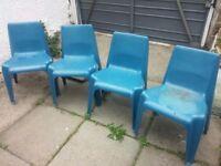 Helmut Batzner MODEL BA 1171 Vintage 1960's chair