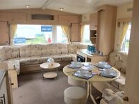 CHEAP CARAVAN FOR SALE NORTH EAST COASTLINE CRIMDON DENE, FACILITIES FOR ALL AGES, PET FRIENDLY