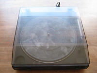 Aiwa record player turntable PX-E550