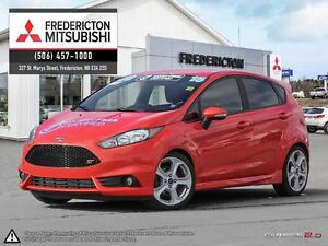 2015 Ford Fiesta ST! 6-SPEED! RECARO SEATS! ONLY 30K!