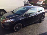 Ford Fiesta style plus 1.25 black