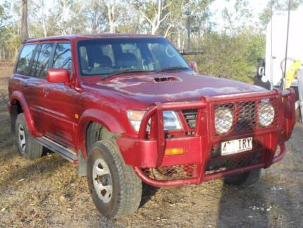 2000 Nissan Patrol Wagon ST Bluewater Park Townsville Surrounds Preview