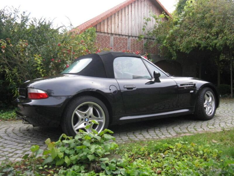 bmw z 3 roadster m in niedersachsen hollenstedt bmw z3. Black Bedroom Furniture Sets. Home Design Ideas
