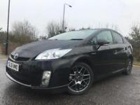 TOYOTA PRIUS T- SPIRIT 10th ANNIVERSARY EDITION LEATHER SEATS