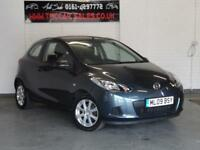 MAZDA 2 1.4 TS2 D 3d 68 BHP LOW MILEAGE (grey) 2009
