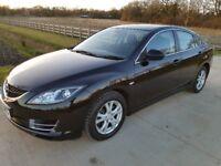 2009 Mazda 6 2.2 diesel - 96k! – FSH - HPI clear