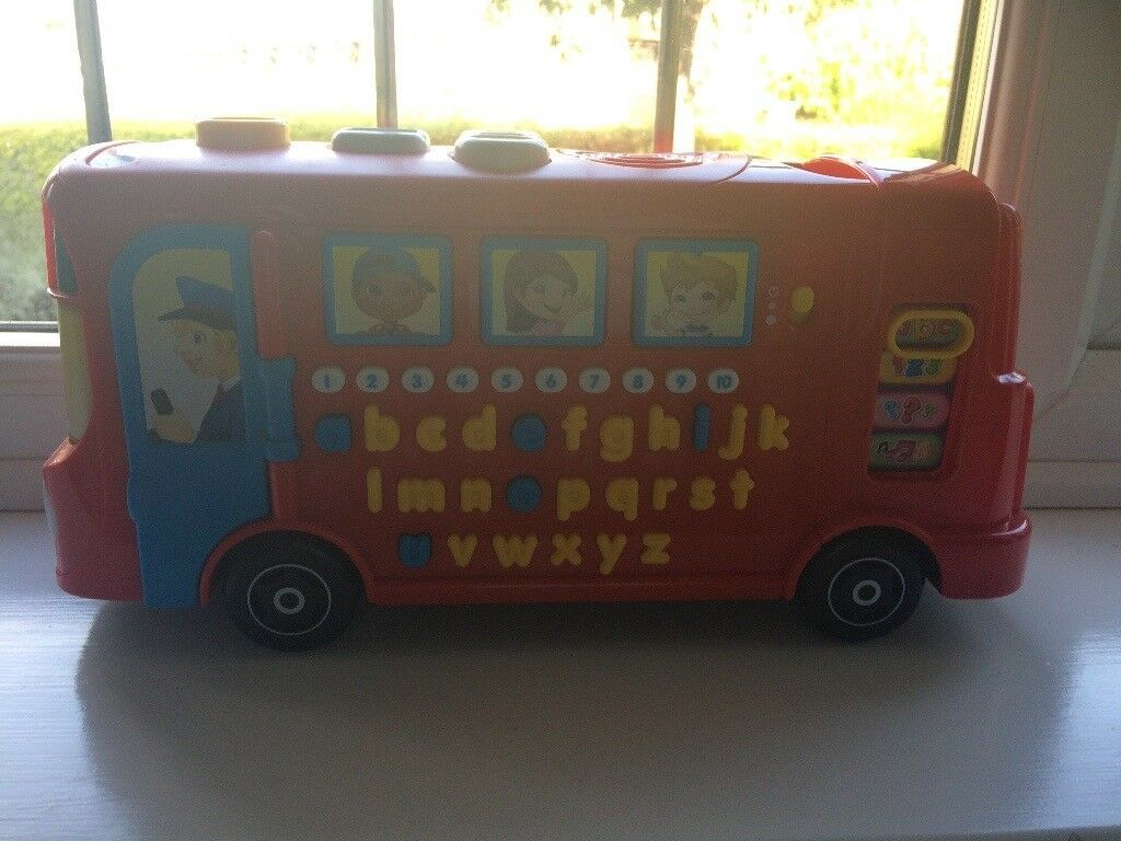 Vtech Playtime learning bus