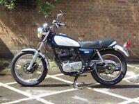 Yamaha SR500, 1979