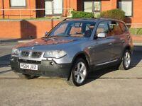 04 BMW X3 2.5 SPORT + AUTOMATIC + MASSIVE SPEC