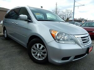 2010 Honda Odyssey EX-L w|RES | POWER DOORS | LEATHER.ROOF