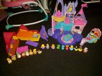 DISNEY LITTLE PEOPLE FISHER PRICE SET