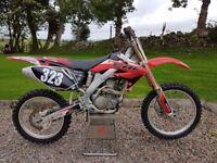 CRF 250R 2004