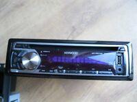 For Sale - Kenwood KDC317UR Car CD Stereo/MP3/USB/AUX